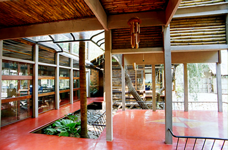 Case Study IV : Inspiration Office in Cochin, by